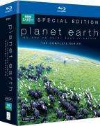 Planet Earth: Special Edition 6 Blu-ray-discs, English