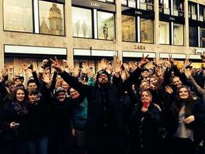 Stuttgart: 26.3. kostenloses Konzert von Samy Deluxe 16:30 Rotebühlplatz