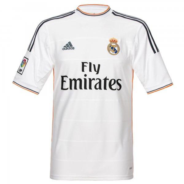 Real Madrid Trikot 13/14 für 38,99€ Somit über 50% billiger!
