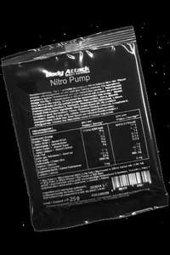 Body Attack Nitro Pump Probe Gratis + 20% Gutschein bei Bewertung im Kundencenter