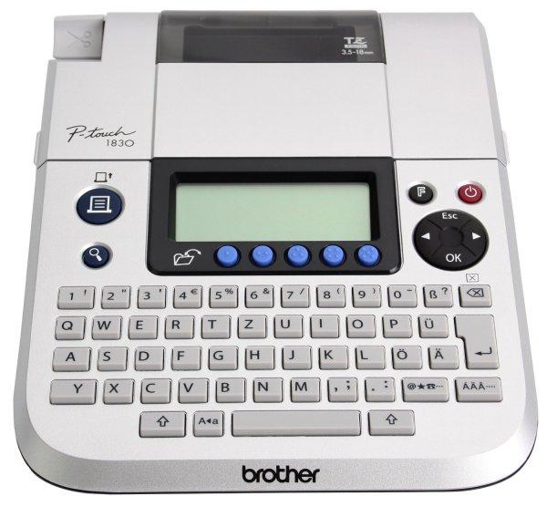 Brother P-touch 1830 für 19,80€ - Beschriftungsgerät