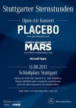 Placebo und 30 Seconds to Mars bei den Sternstunden in Stuttgart