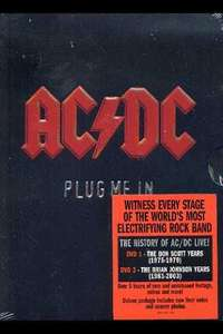 AC/DC - Plug Me In [2 DVDs] für rund 9,90€ @zavvi.com