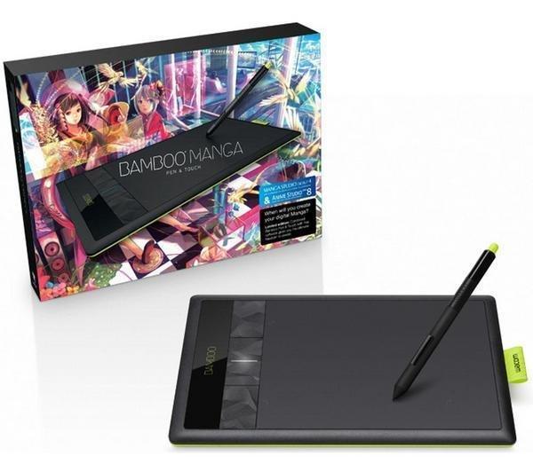 Wacom Bamboo Manga Pen & Touch (CTH-470M) 64,90€ Pixmania inkl. Versand