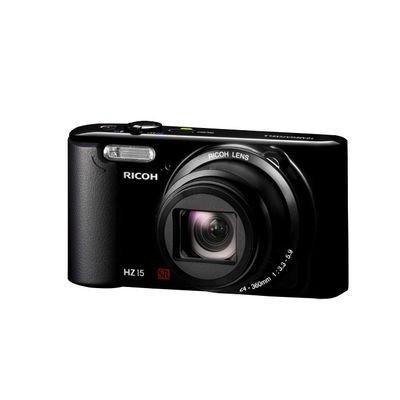 RICOH / Pentax HZ15 15MPix Digitalkamera für 55€ @ Saturn