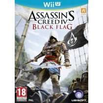 (UK) Assassin's Creed IV: Black Flag [Wii U] für 19,17€ @ TheGameCollection