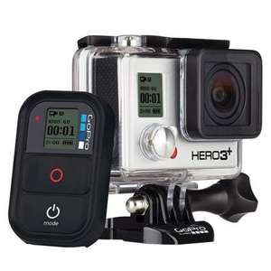 "GoPro™ - Actionkamera ""HERO3+"" (Black Edition Motorsport) für €359.- [@Redcoon.de]"
