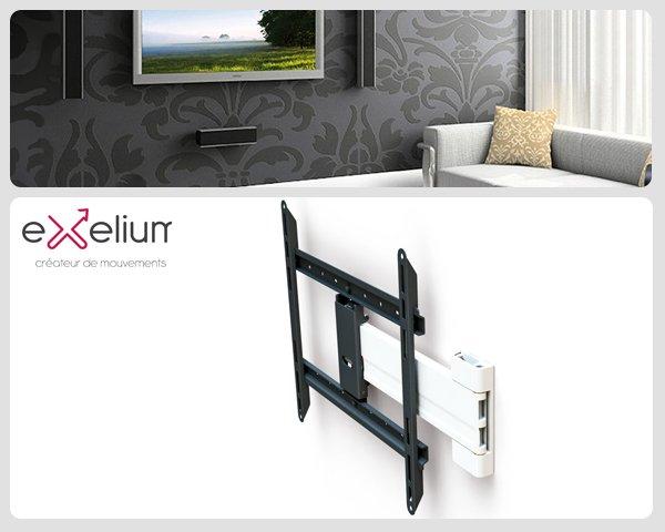 Exelium Wandhalterung PM-XFlat-25XL für 96,90€ inkl. Versand