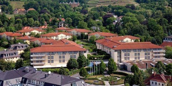 [Lokal bei Dresden] 2 Übernachtungen für 2 Personen in Radebeul im Radisson Blu Park 4* für 119€