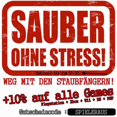 10% Bonus beim Verkauf von 10 oder mehr Spielen auf ZOXS.de