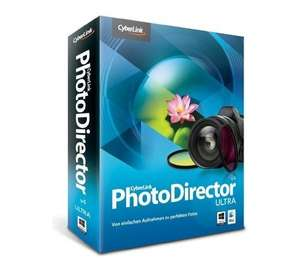 CyberLink PhotoDirector 4 (Win/Mac)