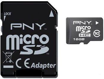 [media-markt.de] PNY microSD 16GB Class 10 für 9 € bei Abholung sonst inkl. Vsk 10,99 €