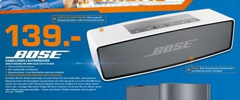 [Saturn Wiesbaden] Bose SoundLink mini Bluetooth Speaker