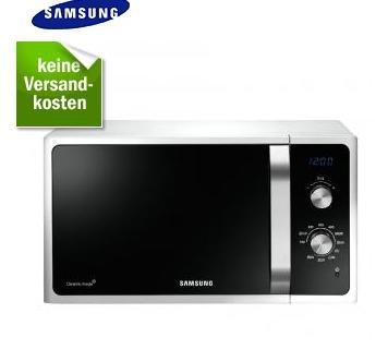 Samsung Mikrowelle mit Grill, Weiß für 79,- inkl. VSK @redcoon