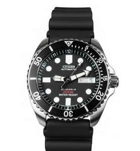 [creationwatches.com] Citizen Promaster Diver Automatik NY0040-09W bzw. NY2300-09GB 114-122€