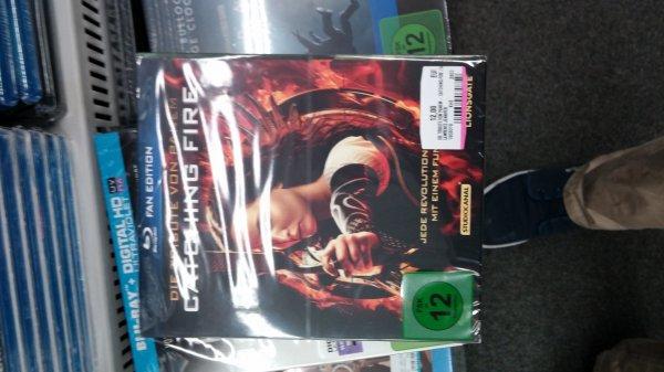 [Lokal Berlin MM Alexa] Tribute von Panem - Catching Fire Blu-ray = 12€