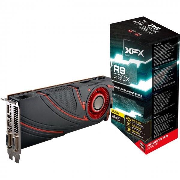 UPDATE: XFX Radeon R9 290X für 388,99€ @Mindstar