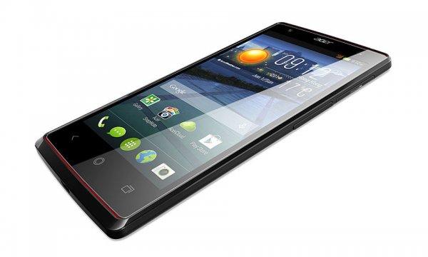 Acer Liquid E3 Duo Dual-Sim Smartphone mit Frontkamera + LED-Blitz + Transcend 16GB microSD Class 10-Karte für 175,90€ bei iBOOD incl.Versand