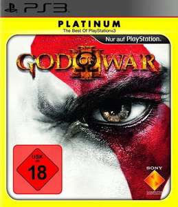 PS3 - God Of War 3 Platinum-Edition (Deutsche Version) [@bol.de]