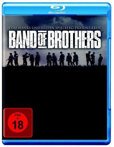[Blu-ray Box - deutsch] Band of Brothers / The Pacific für jeweils 17,99€ @ Alphamovies