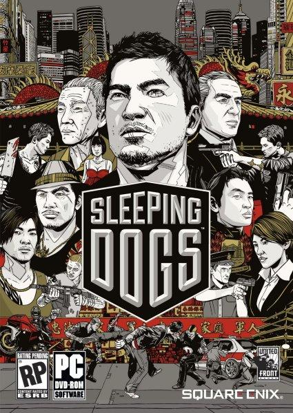 Sleeping Dogs (uncut) Steam @Amazon.com