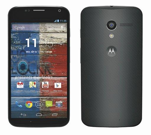 Motorola Moto X inkl. Versand für 299,99€ (Ohne Vertrag!)