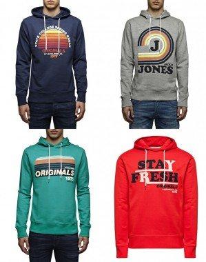 Jack&Jones Pullover verschiedene Modelle für 24,70€ bzw eine grosse Anzahl an Jack&Jones Produkten im Sale