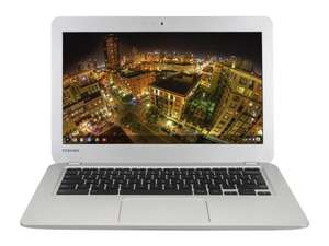 Toshiba Chromebook für 248€ @Amazon.co.uk