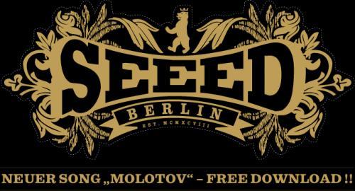 """Die neue Seeed-Single """"Molotov"""" als kostenloser Download"""