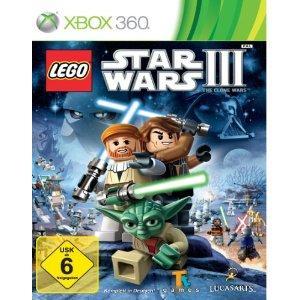 Xbox360: Lego Star Wars III: The Clone Wars für 26,99€