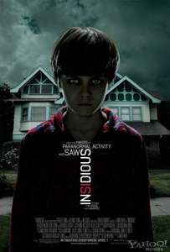 "Komplett kostenlos ins Kino zu ""Insidious"" am 18.07.2011 um 20Uhr"