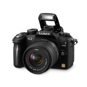 *UPDATE* Panasonic Lumix DMC-G2K (EVIL) Systemkamera + 14-42mm Kitobjektiv (f/3.5-5.6 ASPH MEGA OIS) für 390€ @ Amazon.co.uk inkl. AMAZON DSLR Rucksack, (+10€ --> inkl. Adobe Lightroom 3 und 5 Jahre Garantie!) + £30 Amazongutschein