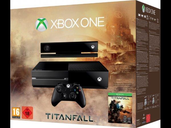 (saturn.de)  MICROSOFT Xbox One Premium Bundle inkl. Titanfall + 2. Controller