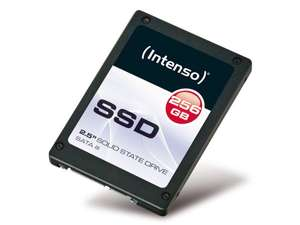 SSD INTENSO SATA III 256 GB