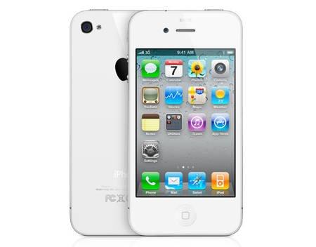 iPhone 4 8GB B-Ware (gebraucht) schwarz / weiß 165€ bei meinpaket