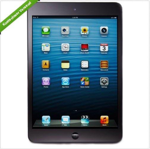Apple iPad mini 32 GB Wi-Fi 249€ @eBay
