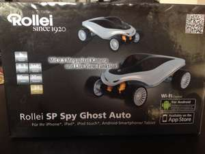 Rollei SP Spy Ghost Auto -- 34,90