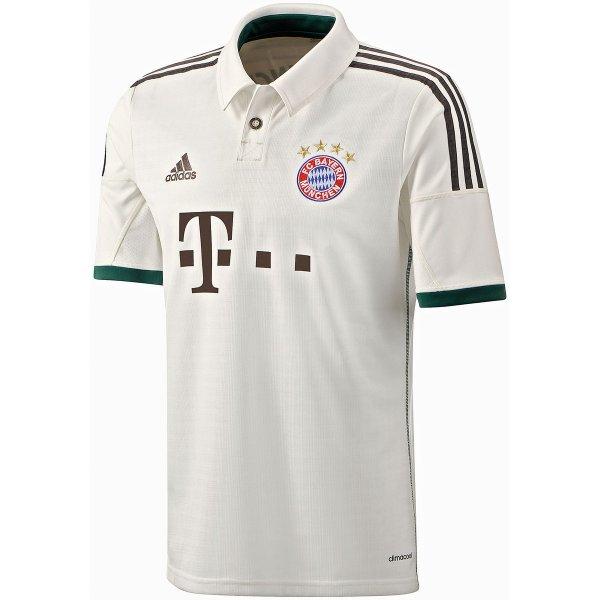 [Karstadt online] Adidas Herren Auswärtstrikot FC Bayern München 2013/14 für 35€ (Kinder Auswärtstrikot nur 27,50€!!)