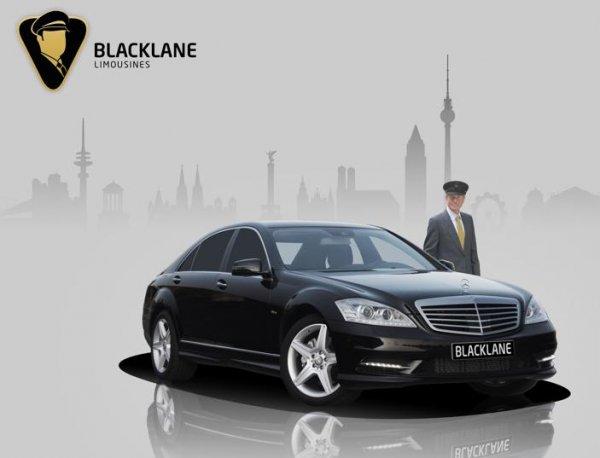 Kostenlose Fahrten mit Blacklane (Wert 20€)