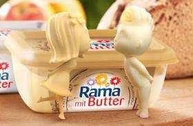 Rama mit Butter Edeka Nürnberg (evtl. bundesweit) *offline*