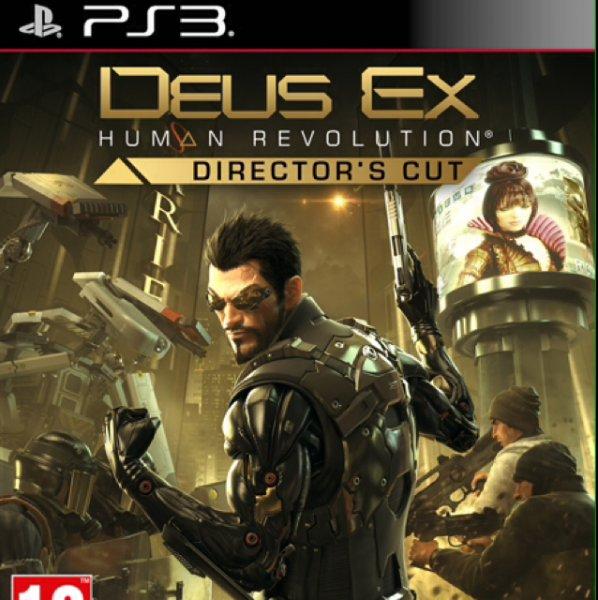 Deus Ex HR Director's Cut