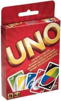 Uno für 5,25€ und Skip-bo für 8,65€ für bei buch.de