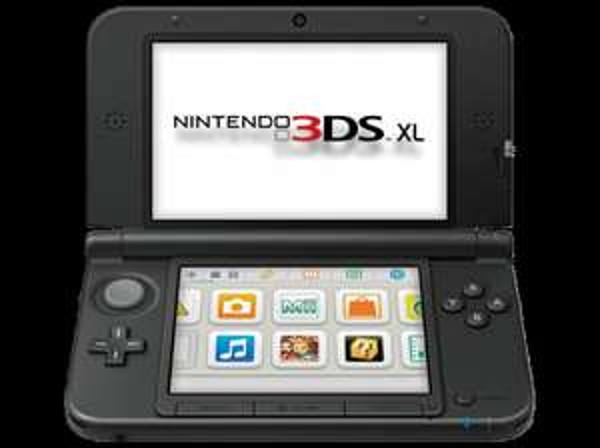 Nintendo 3DS XL schwarz @ Media Markt Online