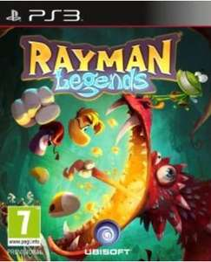 THE HUT. COM - RAYMAN LEGENDS - PS3- XBOX360 - WII-U- 15,99 €