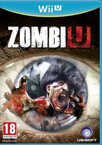 ZombiU (Wii U) - 9,85 €