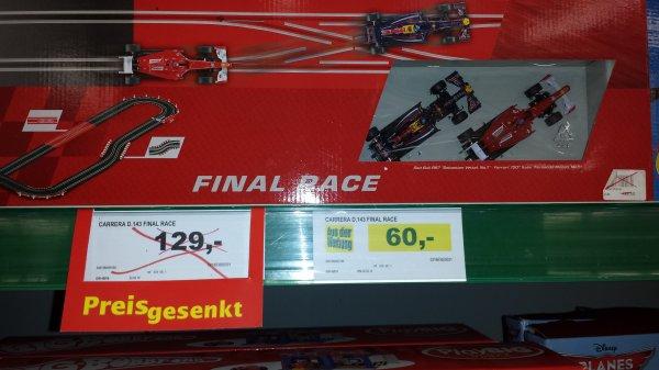 [lokal Wunstorf] Carrera Digital 143 Final Race bei Marktkauf