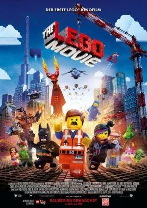 Fast kostenlos ins Kino zu The Lego Movie in 3D