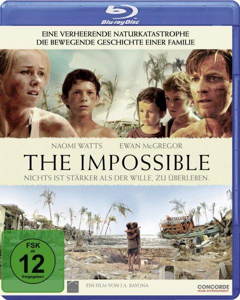 [Blu-ray] The Impossible für 5,90 € (bei Prime-Mitgliedschaft oder Hermes Versand) @amazon.de