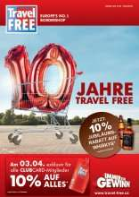 [lokal Grenze D-CZ] Whisky-Angebote in TravelFREE-Shops, u.a. Ardbeg TEN für 40,41€ / 1 Liter