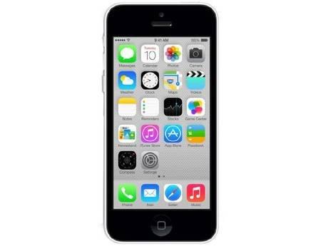Apple iPhone 5C 16GB weiss/pink für 367,08 Euro Demoware @MeinPaket.de